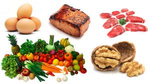 Cibi tipici della dieta paleo